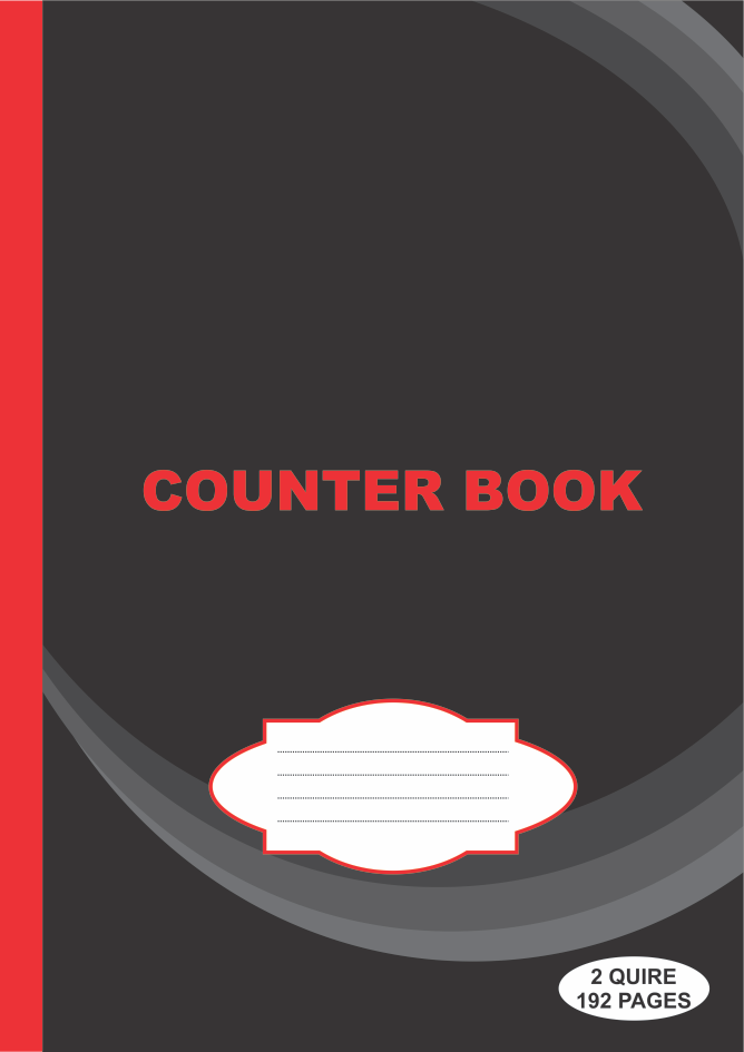 EXERCISE  COUNTER BOOKS 014